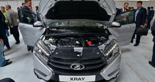Лада Xray двигатели