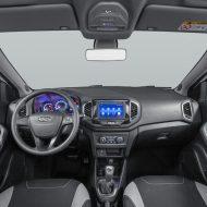 АвтоВАЗ показал фото салона серийного Lada Xray