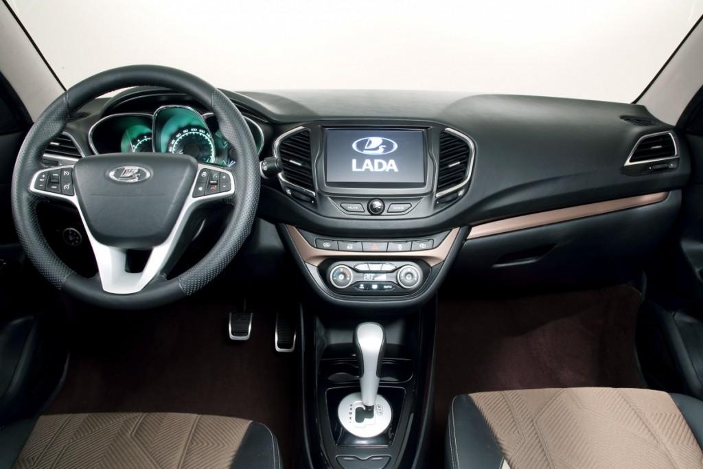 Обслуживание трансмиссии Lada Xray