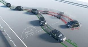 Lada Xray: система курсовой устойчивости