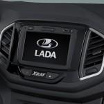 Устройство отопителя Lada Xray