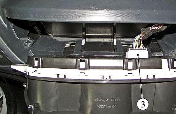 Как снять панель приборов на Lada XRAY