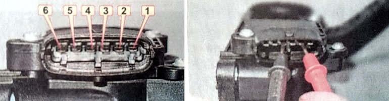 Lada Xray: неисправности электронной педали газа