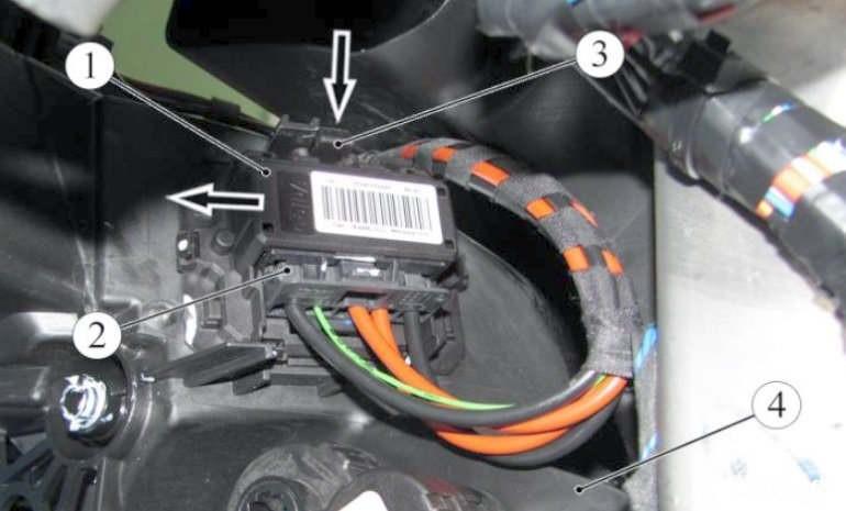 Замена дополнительного резистора вентилятора отопителя Лада XRAY