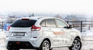 Lada Xray тест драйв от Артема Краснова