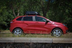 Практичный тюнинг Lada Xray: как увеличить объём багажника?