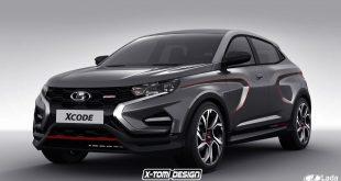 Первый виртуальный тюнинг Lada XCODE Sport