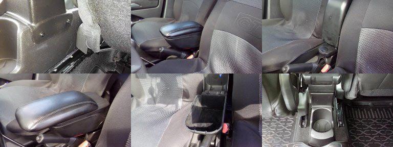 Обзор подлокотников для Lada XRAY