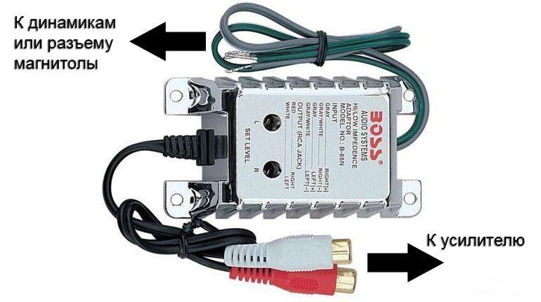 Как подключить усилитель и сабвуфер к штатной магнитоле Lada XRAY