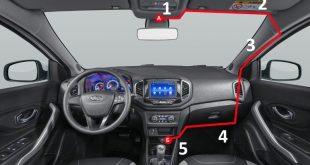 Как подключить видеорегистратор и другие гаджеты на Lada XRAY