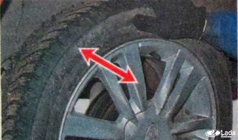Диагностика неисправностей передней подвески Lada XRAY