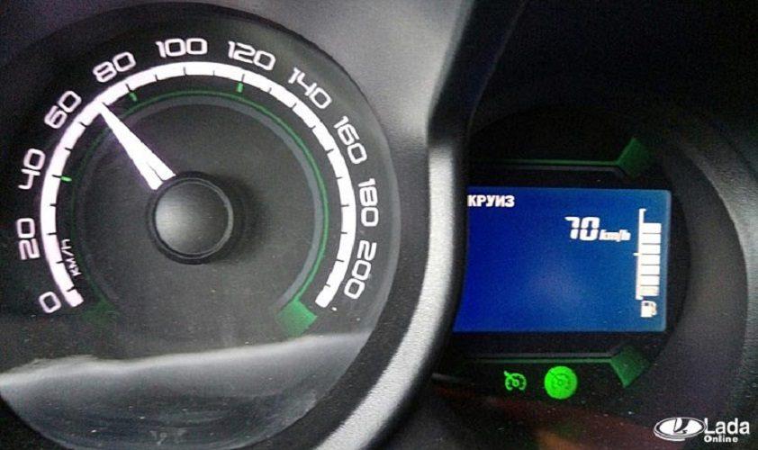 Как установить штатный круиз-контроль на Lada XRAY с ДВС Renault-Nissan