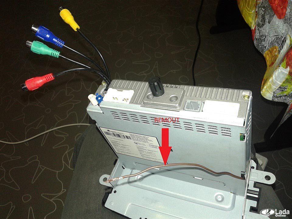 Доработка магнитолы Lada XRAY