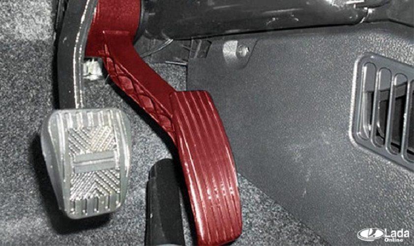 Доработка или регулировка электронной педали газа (Е-газ) на Лада Xray