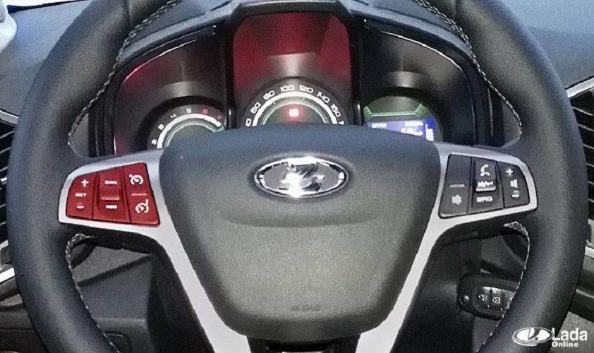 Как установить штатный круиз-контроль на Lada XRAY с ДВС ВАЗ