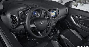 Рулевое управление Lada XRAY