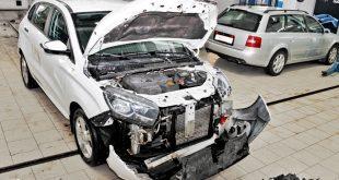 «Cтраховой» краш-тест Lada Xray по методике RCAR