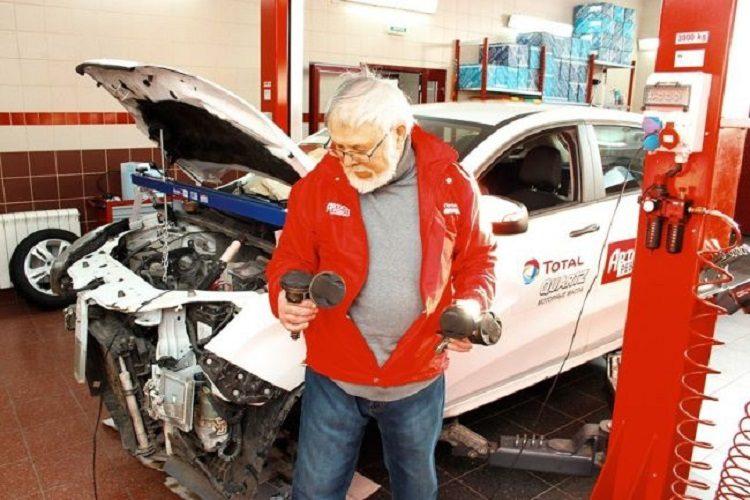 Дым и другие сюрпризы 1,8-литрового мотора LADA XRAY