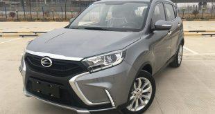 Китайцы опять скопировали дизайн Lada XRay