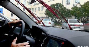 Как перевести дворники в сервисный режим на Lada Vesta и XRAY
