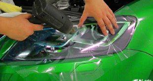 Нужно ли клеить защитную пленку на фары автомобиля?