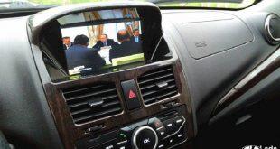 Как подключить телевизор к штатной ММС автомобилей LADA