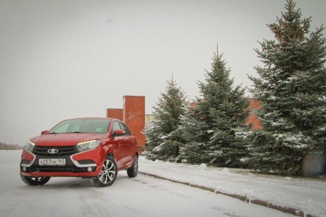 Lada Xray: отзыв владельца Опель Корса