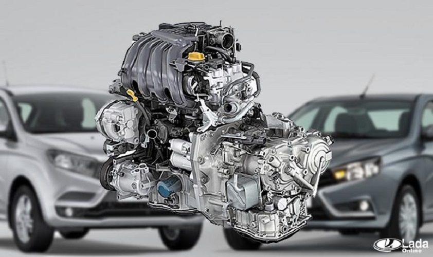 Характеристики и отзывы о двигателе HR16DEH4M (Лада Веста и XRAY)