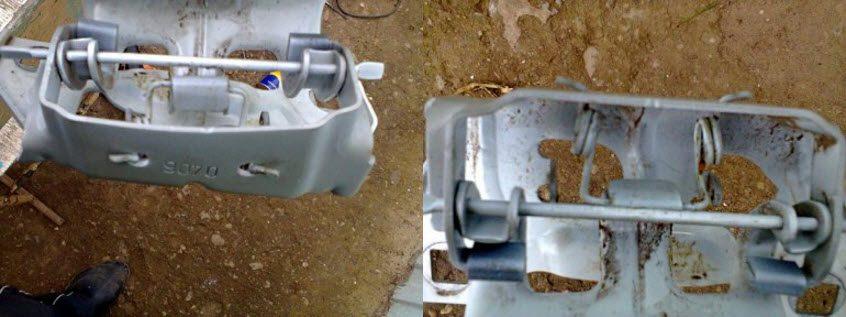 Ставим электрозамок на LADA или как защитить лючок бензобака