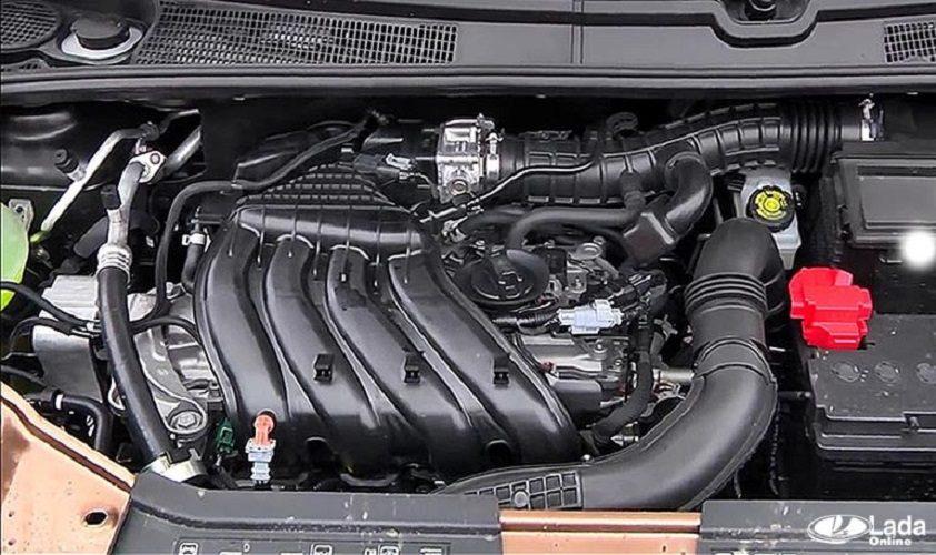 Какая реальная мощность двигателя H4M (Lada XRAY)