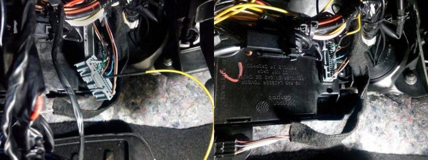 Установка дополнительной кнопки открывания багажника на Lada XRAY