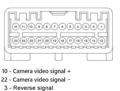 Установка камеры заднего вида на Lada XRAY