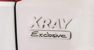 LADA XRAY Exclusive: кожа и алькантара на 70 000 рублей
