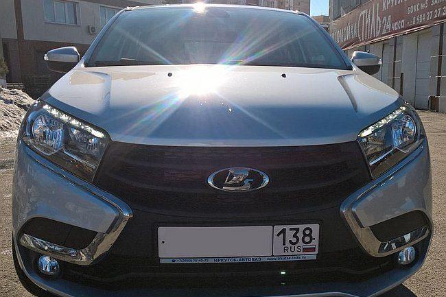 Lada Xray: отзыв владельца Калины