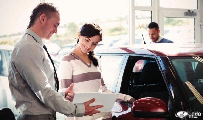 Список для осмотра автомобиля LADA перед покупкой у дилера