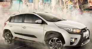 Toyota Yaris Heykers: копия Lada XRAY?