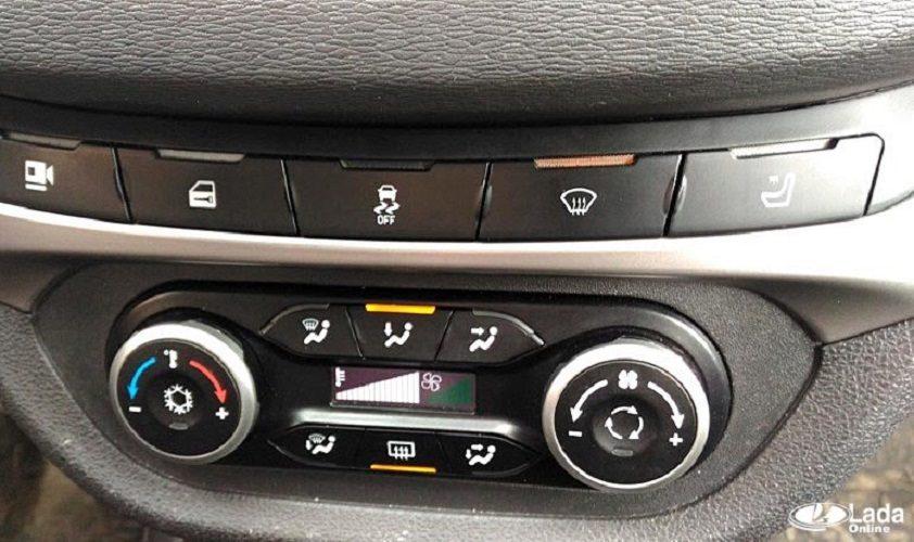 Как сделать обогрев лобового стекла на отдельную кнопку?