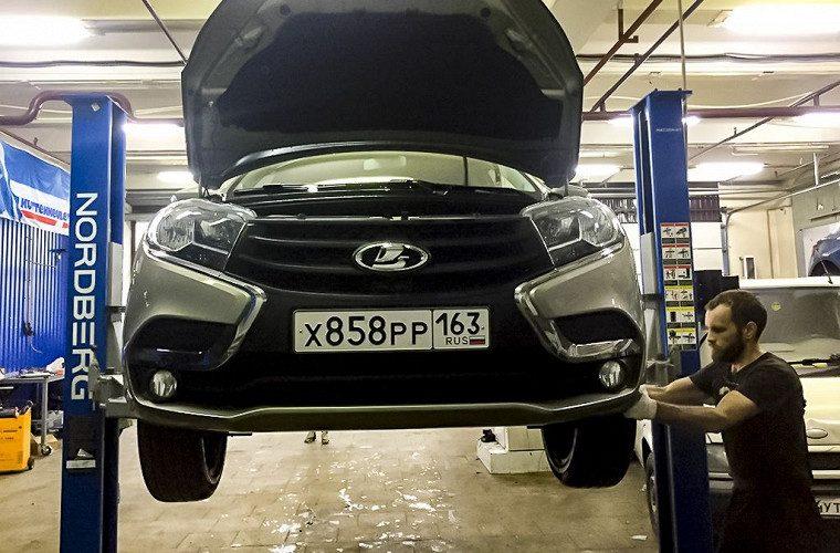 Lada XRAY: что изменилось в автомобиле за 1,5 года