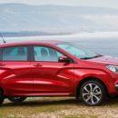 7,2 тыс. Lada XRay отзывают через брак в поворотном кулаке