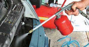 Обслуживание кондиционера автомобилей LADA