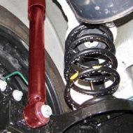 Как заменить стойки амортизаторов на Lada XRAY и Largus?