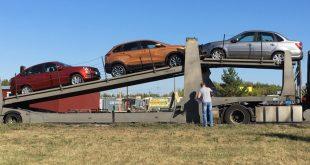 Lada Xray Cross отправили к дилерам