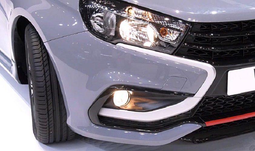 Как активировать подсветку поворотов при помощи ПТФ на Lada Vesta и XRAY