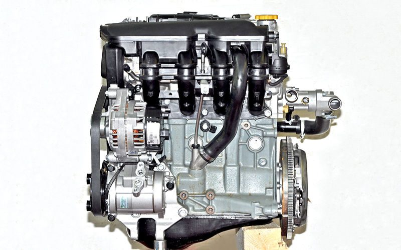 Главные проблемы двигателя ВАЗ 1.6