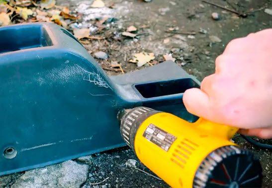 Как избавиться от царапин на пластике автомобиля?