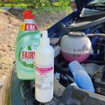 Как сделать идеальный летний омыватель (5 литров за 15 рублей)