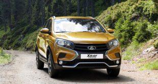 Lada XRAY Cross с вариатором: цены и комплектации