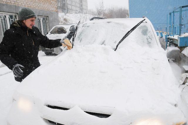8 зимних ошибок водителей