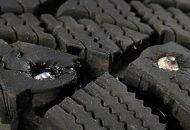 Как произвести дошиповку старых шин?