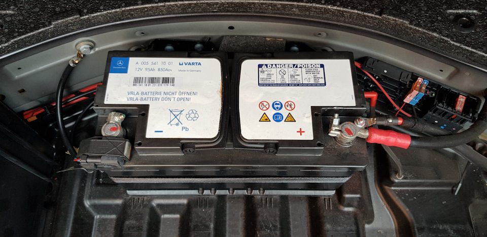 Можно ли ставить аккумулятор с ёмкостью больше штатной?
